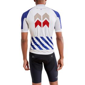 Craft Specialiste Koszulka z krótkim rękawem Mężczyźni, light grey/dark navy